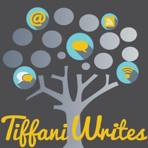 Tiffani Writes Block Logo-Yellow